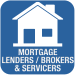 Mortgage Lenders/Brokers/Servicers