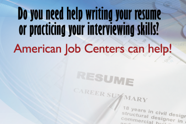 Need help writing your resume or practicing your interview skills?